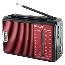 Радиоприемник Golon RX-A08AC Red