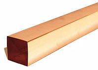 Труба медная квадратная, прямоугольная М1, М2, М3