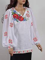 Блуза женская вышиванка Колос 52 Панянка ( 3062/152) (2- 3062/152)