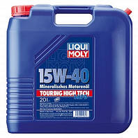 Liqui Moly Touring High Tech SHPD-Motoroil Basic 15W-40 20л