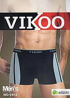 Трусы мужские боксеры хлопок Vikоo, L-3XL размеры, V612