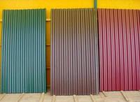 Профнастил для Забора цветной, Профлист на Забор оцинкованный, Профлист на Забор недорого, фото 1