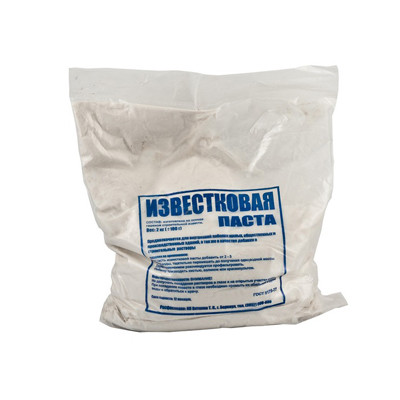 Известковая паста (3 кг)