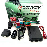 Автосигнализация(двухсторонняя) Convoy MP-50 LCD