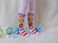 Детские ароматизированные колготы для девочек 80-86 1-2 DBG DIAMENTE Турция очень хорошего качества