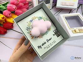 """На подарок набор """"Облачко"""" с ароматизатором розовая тучка красивый и практичный подарок"""