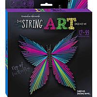 Набор для творчества DankoToys DT STRA-01-01 плетение нитками The String Art