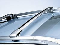 Поперечины на рейлинги крыши хром для Mercedes GL-Сlass X164