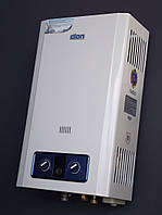 Колонка  ДИОН  JSD 10 дисплей белая с синим (премиум)