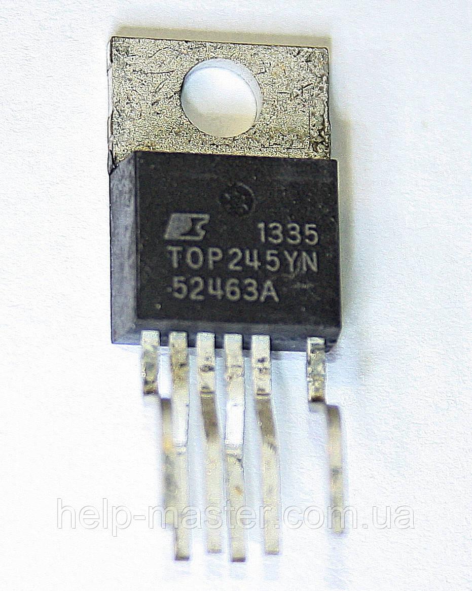 Микросхема TOP245YN (TO-220-7C)