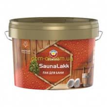 Акриловий лак для вологих приміщень Eskaro Sauna Lakk/2,4 л