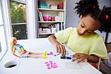 Кукла Барби дизайнер Цветной штамп, фото 4
