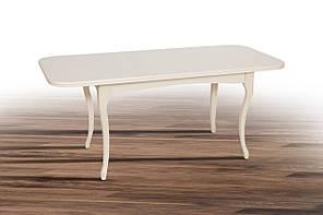 """Розкладний стіл """"Мартін"""" (білий) 130см"""