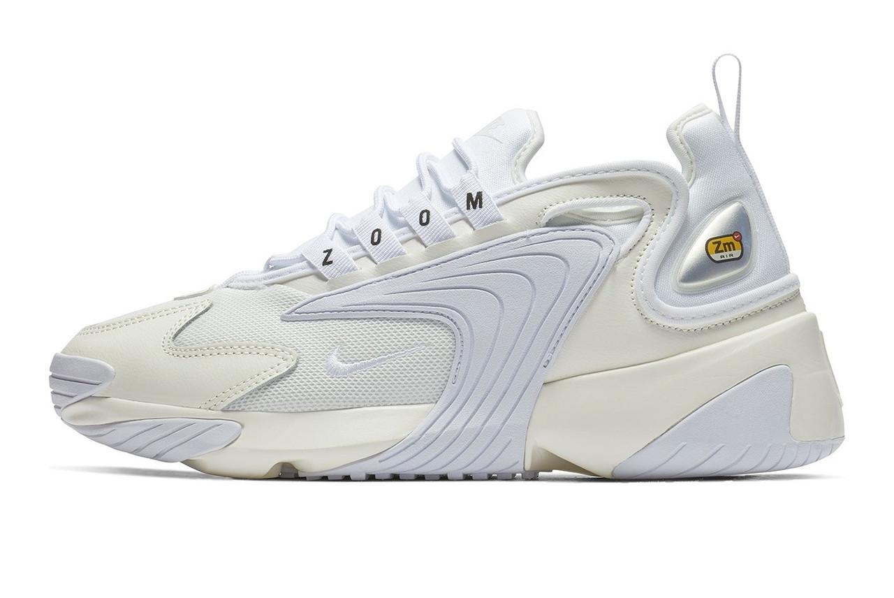 31df3835 Женские кроссовки Nike Zoom 2K AO0354-101 - Parallel-Brandshop. Оригинальная  обувь в