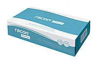 Салфетки косметические TEMCA Racon Premium, 20х21см, 100 листов в боксе