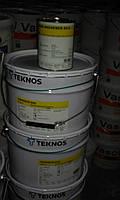 Краска полиуретановая TEKNODUR 90 TEKNOS, 8.2л+1л отвердитель. Доставка НП бесплатно.