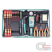 Набор инструментов для высоковольтных работ (до 1000В) Pro'sKit PK-2803BM