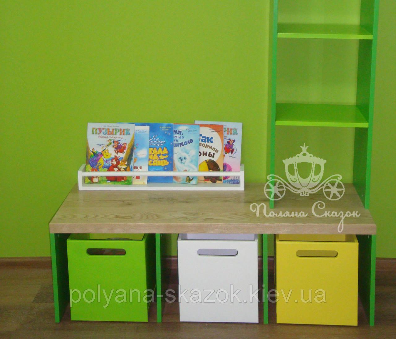 контейнер для игрушек фото