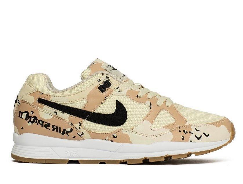 Оригінальні Кросівки Nike Air Span II Premium AO1546-200