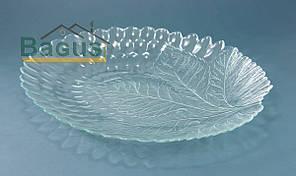 """Блюдо стеклянное овальное 32х25 см Pasabahce """"Sultana"""" (10293)"""