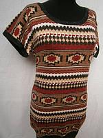 Туники с короткими рукавами. Купить оптом. , фото 1