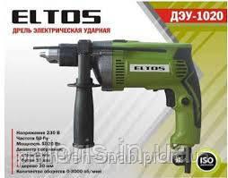 Дрель ударная Eltos ДЭУ-1020