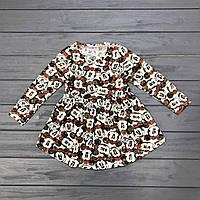 Детское Платье  для девочек оптом р.1-8 лет