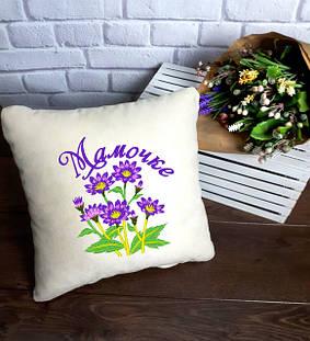 """Подарункові подушки """"Для жінок і на 8 Березня"""""""