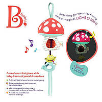 Музыкальный мобиль ночник B. toys Magical Mellow Zzzs! Музыка, свет.
