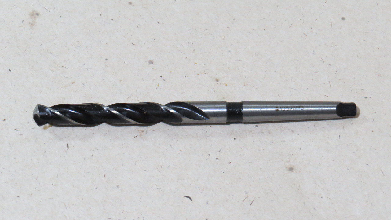 Свердло по металу 12,5 конічним хвостовиком ОРША Белоррусия