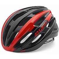 Новый шлем Giro Foray черно-красный унисекс размер 55-59 Оригинал