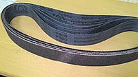 Шлифовальная лента для Гриндера 50х1500 CS330X Klingspor  гранулированный карбид кремния с пробкой, р800