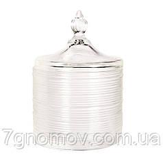 Цукорниця скляна Циліндр 500 мл