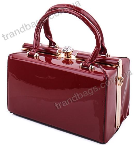 38ac7c24160f Женская лакированная сумка F1 купить женскую лакированную сумку ...