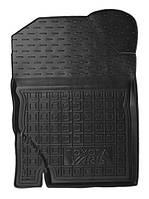 Коврики в салон Toyota Yaris (_p13_) 2010 - черные, полиуретановые (Avto-Gumm, 11575-11346) - передний пассажирский