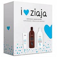 Набор косметики Ziaja Масло какао (гель для душа, лосьон для тела, крем для рук)
