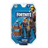 Fortnite Игровая коллекционная фигурка Solo Raptor Фортнайт Соло Раптор, фото 3