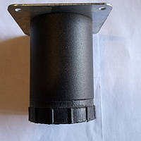 Ножка 50/80 КМ черная