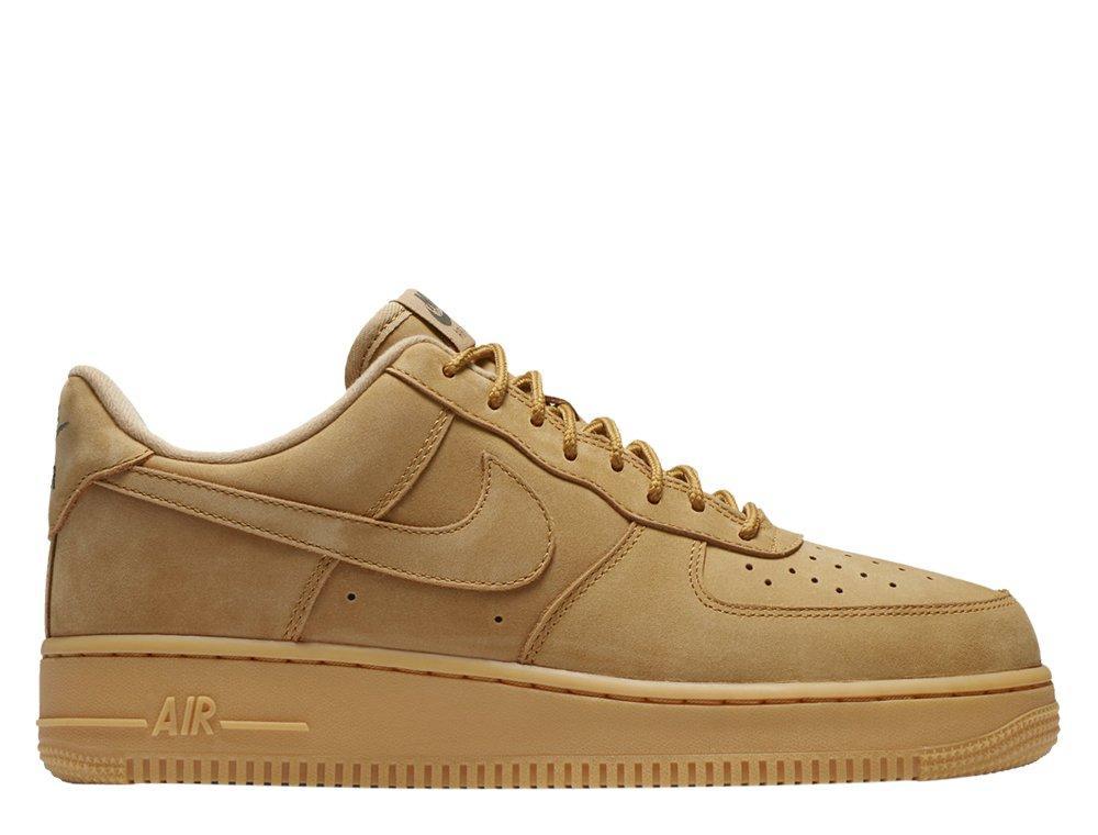 """Мужские кроссовки  Nike Air Force 1 '07 WB """"Flax""""  AA4061-200"""