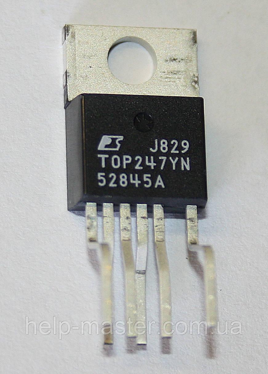 Микросхема TOP247YN (TO-220-7C)