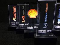 Безпроводные награды с подсветкой