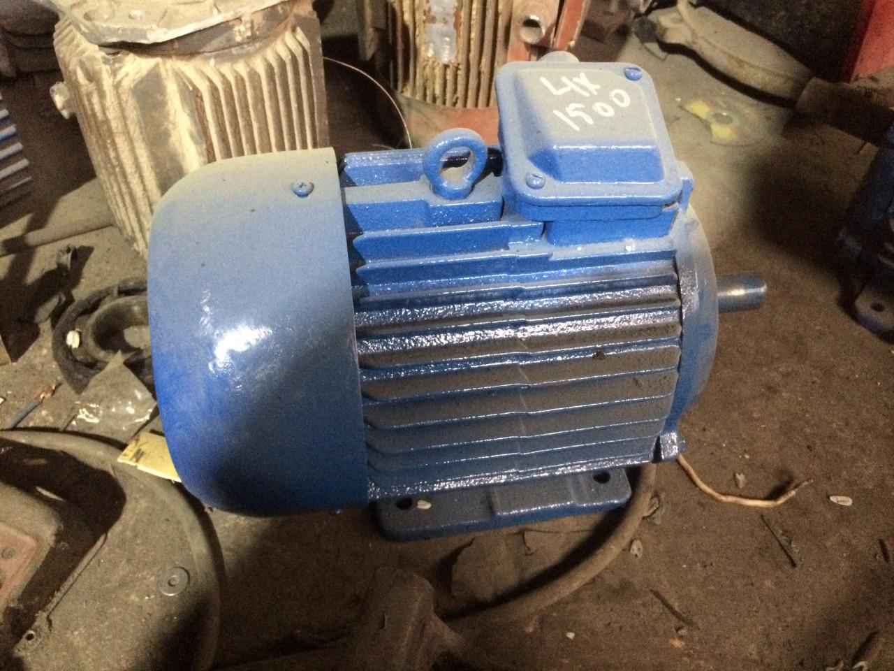 Электродвигатель 100 L4 4 кВт 1500 об/мин