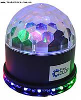 Светомузыкальный прибор для вечеринок, кафе, ресторана BALL31 Mini Sun Ball