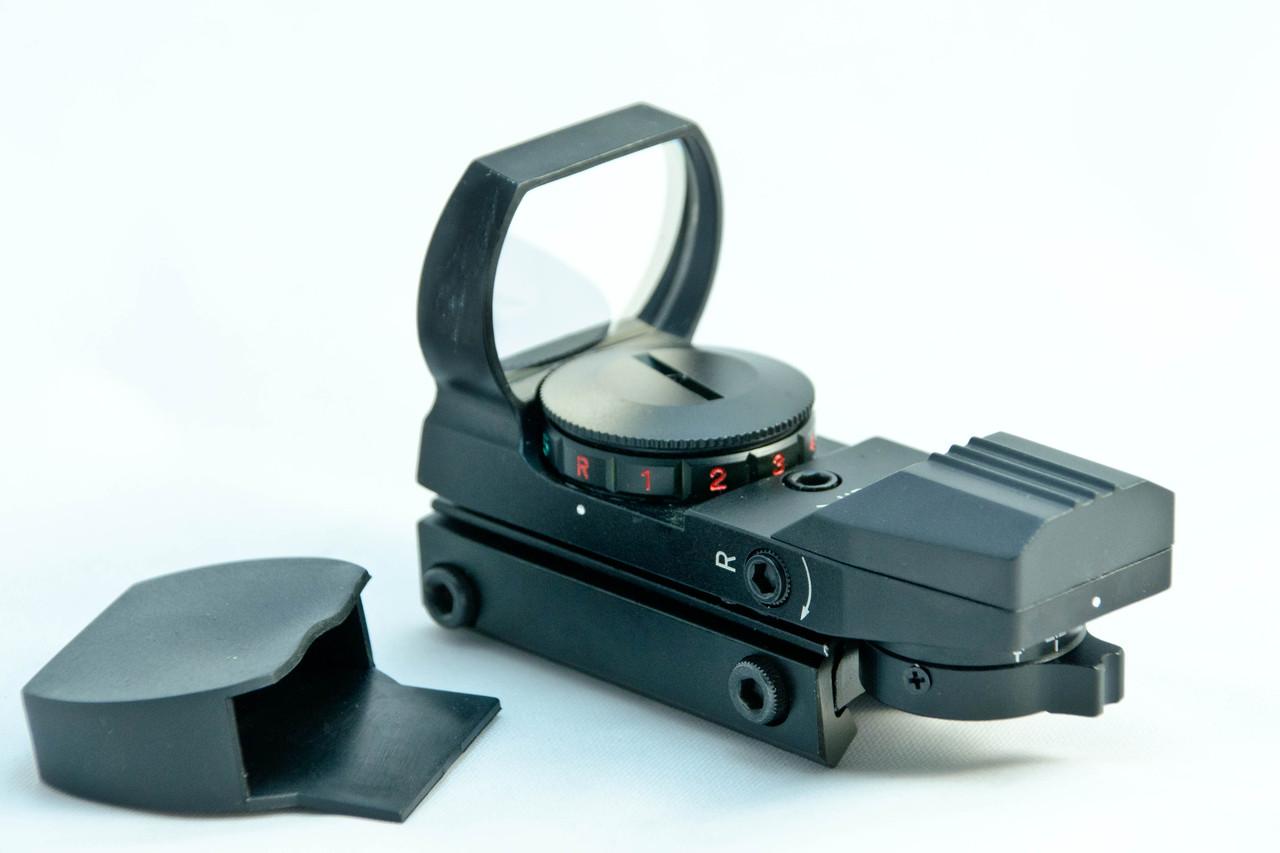 Коллиматорный прицел HD Walte 1х22х33 под планку 21 мм