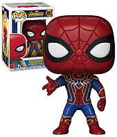 Фигурка Funko Pop Iron Spider №287 высота 10 см