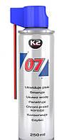 Многофункциональная проникающая смазка K2 07 250ml