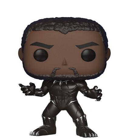 Фигурка Funko Pop Black Panther №273 высота 10 см , фото 2