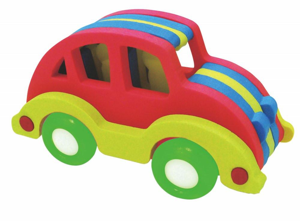"""5002013 Іграшка-пазл """"Машинка"""""""