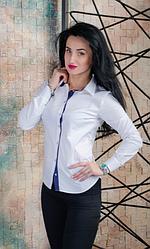 Интересная женская рубашка размеры 42,44,46,48,50