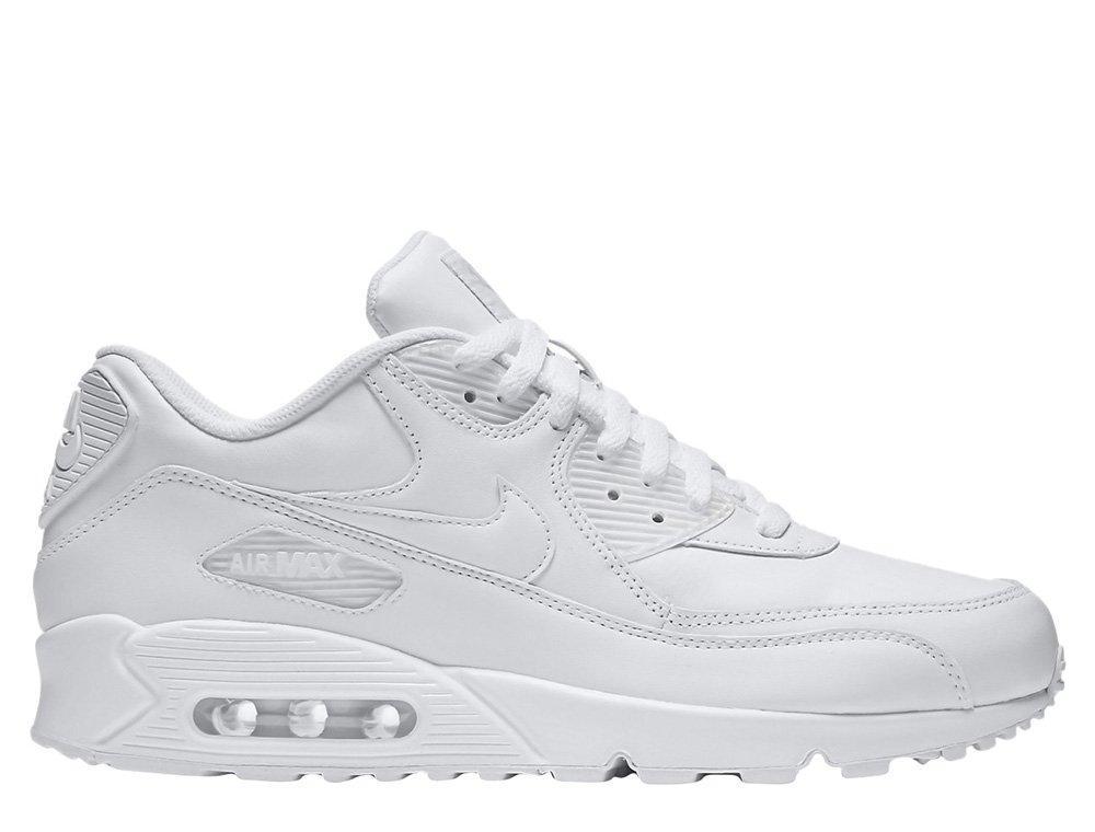 Мужские кроссовки  Nike Air Max 90 Leather  302519-113